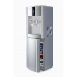 Кулер для воды LС-AEL-47b white/silver с холодильником