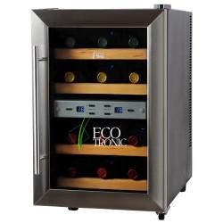 Винный шкаф Ecotronic WCM2-12DTE (УЦЕНКА)
