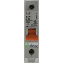 Выключатель BKN-1P25A BKN C25