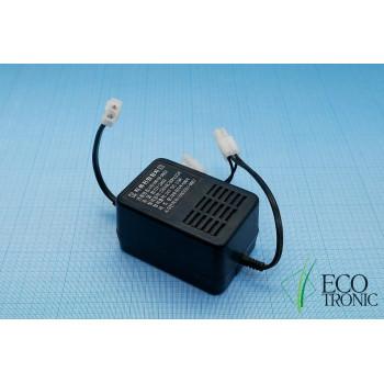 Адаптер 220-24V (черный) для помпы давления мод. А50-R4L, В70